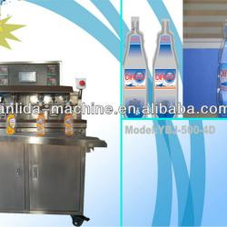 Pouch drink water filling machine