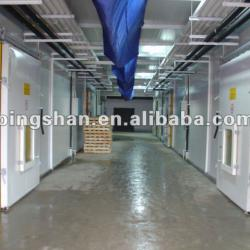 poultry cold room