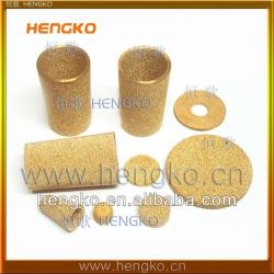 Powder Microns Porosity Bronze Sintered