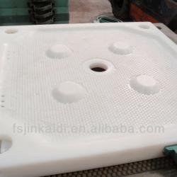 PP Filter plate 920 solid liquid separation filter press