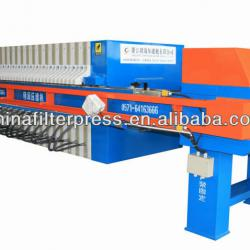 PP Membrane Squeezing Automatic Industrial Water Filter
