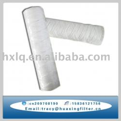 PP String Wound Water Filter