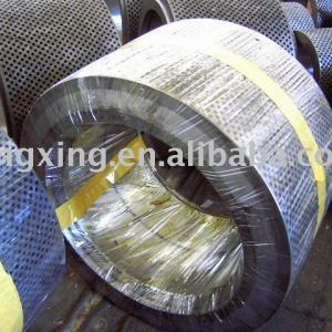 press roll shell