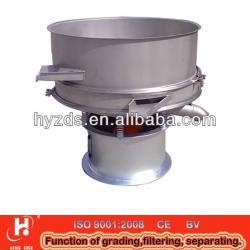 professional vibrator screening machine for liquid
