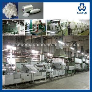 PSF EXTRUDER PRODUCER,RECYCLED POLYESTER STAPLE FIBER FACTORY, PET STAPLE FIBER FACTORY, POLYESTER STAPLE FIBER FACTORY