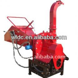 PTO wood shredder chippers chip machine with CE