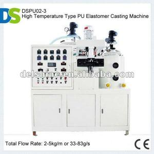 PU impeller foam machine high density foam