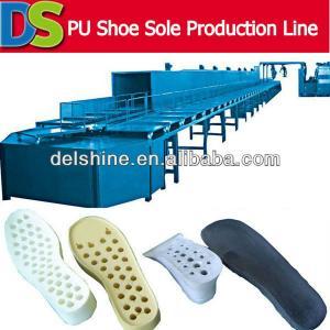 PU Shoe Sole PU Shoe Sole Machine