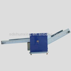 QD-850 Fabric/Yarn/Cotton Cutting Machine