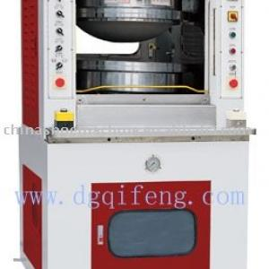 QF-615 Footwear sole pressing machine in safety shoe making machine