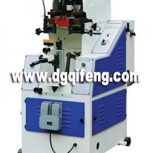 QF-727A Shoes machine heel lasting machine in shoe facotry