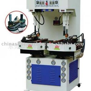 QF-818B Sole-floating sole attaching machine for shoe outsole