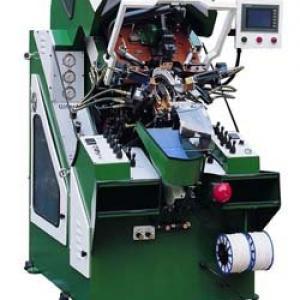 QF-838DA(MA) Auto-cementing toe lasting machine