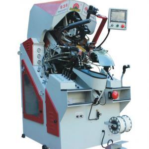 QF-838DA(MA) Toe Lasting Machine in glue shoe machinery