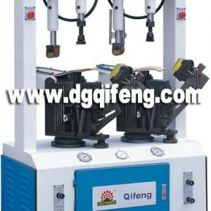 QF-902 Shoe machine for shoes sole attaching