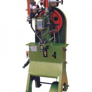QF-989G fully automatic eyeleting machine