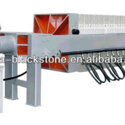 quick open automatic membrane filter press high quality
