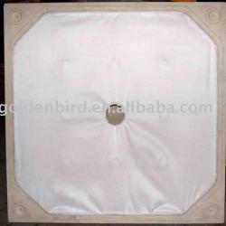 recessed filter press plate (CGR design)