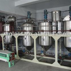 refined olive pomace oil/refining machine YBS-D