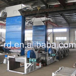 Reliable Cotton Fiber Waste Recycling Machine