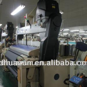 RJW851-210cm double nozzle dobby shedding water jet loom weaving machine price