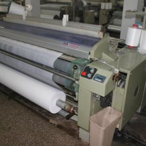 RJW851-230 three nozzle plain shedding water jet weaving loom