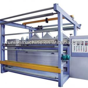 RN430 polish and cutting machine for velvet fabric