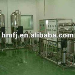 RO pure water mineral water equipment plant