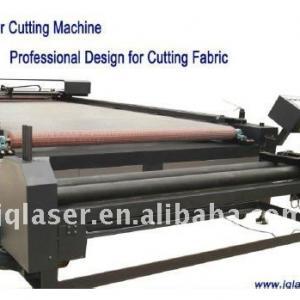 roll to roll textile fabric laser cutting machine-JQ1630