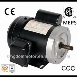 rolled steel ODP single phase motor