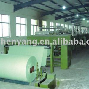 Roof Water-Proof Felt Substrate Finishing Production Line