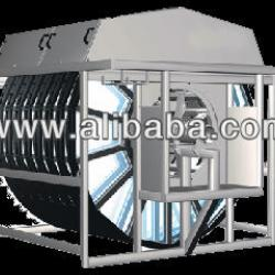 Rotary Disc Filter for water and wastewater treatment