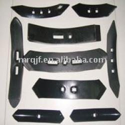 rotary tiller blade,S-Tine,cultivator tine,cultivator sweep blade