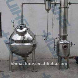 Roundness Stianless Steel Concentration Tank