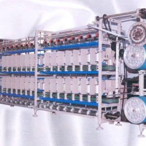 Rubber Covering Machine (Elastic/Lycra/Spandex)