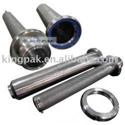 Sanitary Tubular Passage Filter (beverage filter)