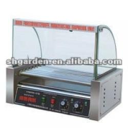sausage hot dog broiler(CE)/manufacturer