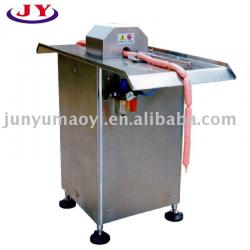 sausage making machine sausage binding machine applicable to the products made of sausage casings,collagen,fiber,smoked sausage