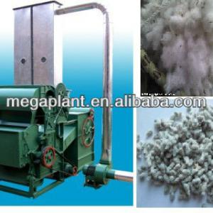 Sawtooth absorb dust Textile Raw Material Machines