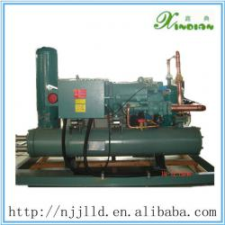 Screw compressor mid-temperature Water-cooled Condensing unit