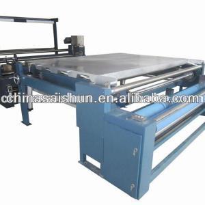SD Series open width sizing machine