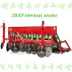 seed planting machine of 2BXF-16 16 rows disc wheat, rice, barley, rye seeder /rice seed drill