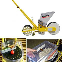 Seeding machine: Jang Manual Maize Seeder JD-1 for Corn, Bean