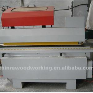 semi-automatic edge banding machine for cabinet and kitchen