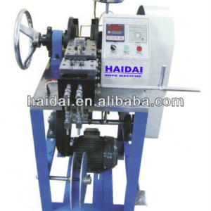 Semi-Automatic High Efficiency Shoelace Tipping Machine
