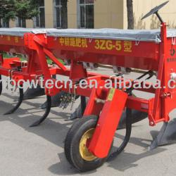 Series intertillage fertilizing machine(3ZG-7)