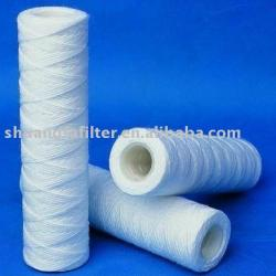 SF STRING WOUND FILTER CARTRIDGE(COTTON OR PP)