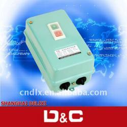 Shanghai DELIXI intelligent motor protector( DQZ610 series)