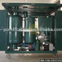 Shelf covering Lubricating Oil Purifier, model L V