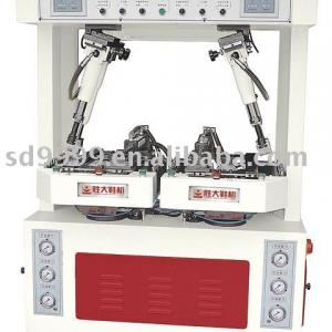 Shoe Machine / SD-928 Automatic Place-Setting Oil-Pressure Sole Pressing Macine / Press Machine